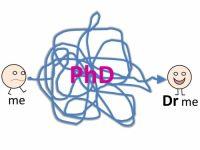 Il mio «PhD» … (non più «candidate», finalmente!)