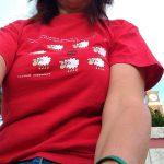 A proposito della mia maglietta rossa, radical chic etc etc.